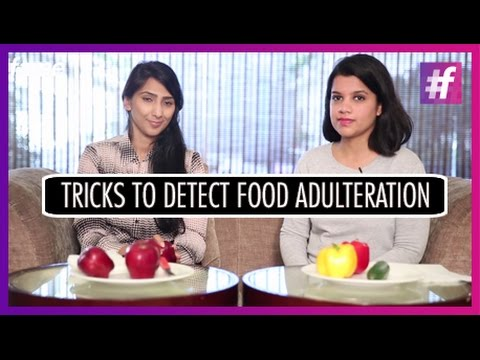 How To Test Food Adulterantion At Home? | Health & Fitness Tips
