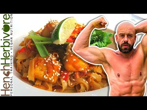 Vegan Fitness Athlete | Eating Out