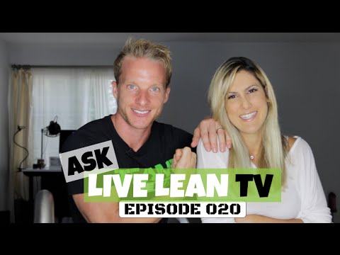 Ketogenic Diet, Carbs Post Workout, Sprinting | #AskLiveLeanTV Ep. 020