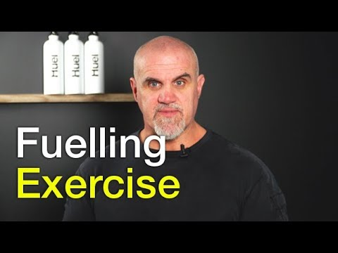 Fuelling Exercise – Huel Nutrition