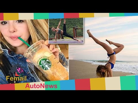Breaking News  – Instagram fitness star Alex Silver-Fagan talks depression