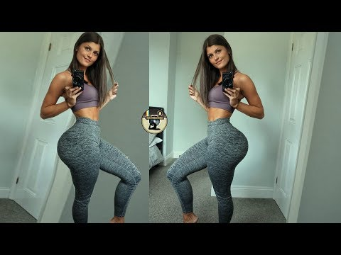Inspiring Fitness Girl – Stay Fit and Focused