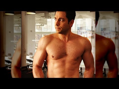 How Zachary Levi Got In Serious Shape For Shazam!