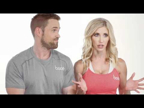 Heidi & Chris Powell TV Body Transformation Fitness Trainers on Healthy food shoping for Weight Loss