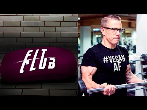 Tim Moore On Being #VeganAF and More Fitness News | BHL's Fit Club