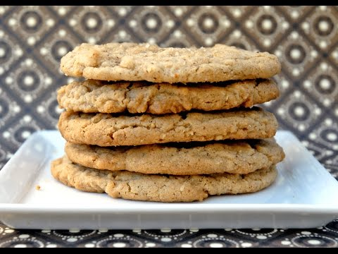 Protein Almond Butter Cookies Recipe – HASfit Gluten Free Cookie Recipes – Healthy Cookie