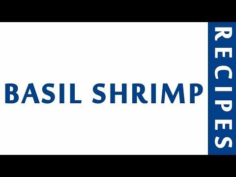 BASIL SHRIMP