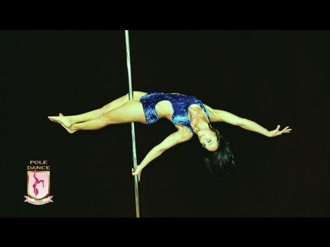 Dalia Gonzalez en Pole Dance Fitness Competition OLE DFC 2013