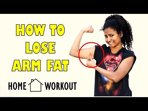 How To Lose Arm Fat (Exercise + Diet)