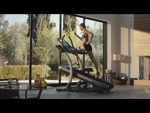 NordicTrack X22i Incline Trainer With Workouts Led By World Class iFit Trainers