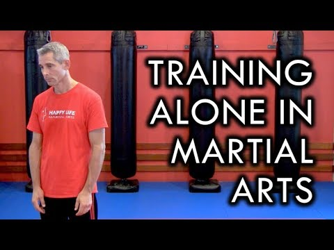 How to Practice Martial Arts Alone – Solo Training Tip