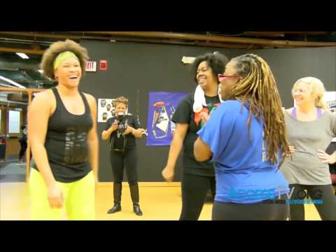 W4 News –  Flyy Fitness presents Zumba LIVE – 1/28/2017