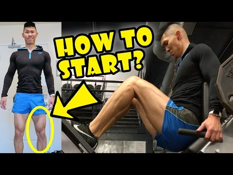 HOW TO START WORKING OUT: Beginners Gym Routine || Life After College: Ep. 526