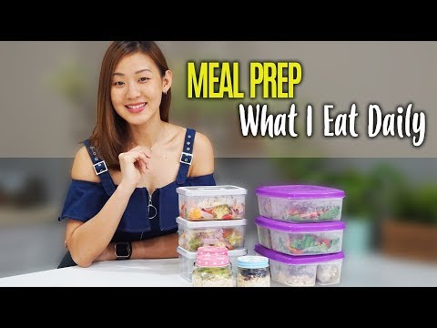 What I Eat Daily (Meal Prep Recipes) | Joanna Soh