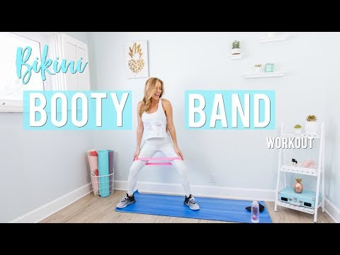Booty Band Workout | Resistance Bands Workout