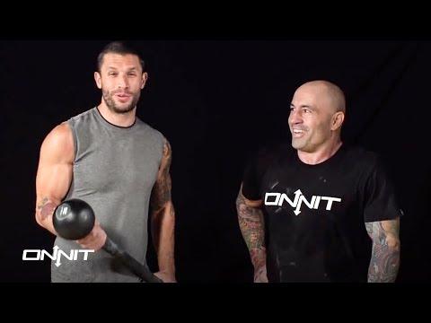 Onnit Kettlebell & Mace Fitness Equipment Review | Joe Rogan & Aubrey Marcus