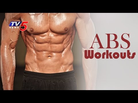 Easy Stomach Workouts   Abs Workouts   Fitness   Gym   Art Of Life   TV5 News