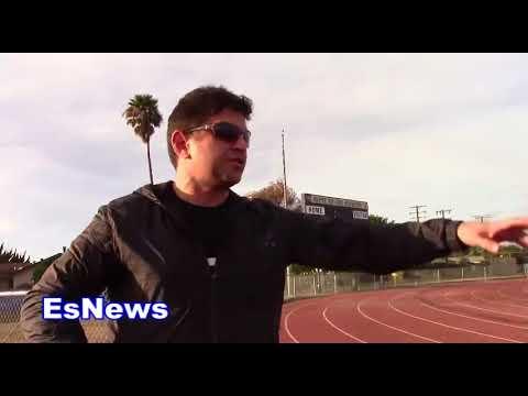What Is Best Diet Fitness Expert Alex Ariza Breaks It Down  EsNews Boxing