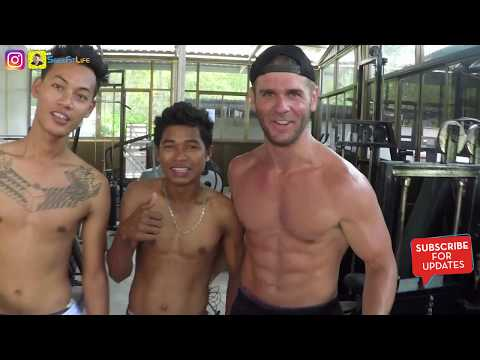 NEW YEAR'S DAY MESSAGE FROM KOH PHANGAN || FITNESS COMPETITION PREP || VLOG 16