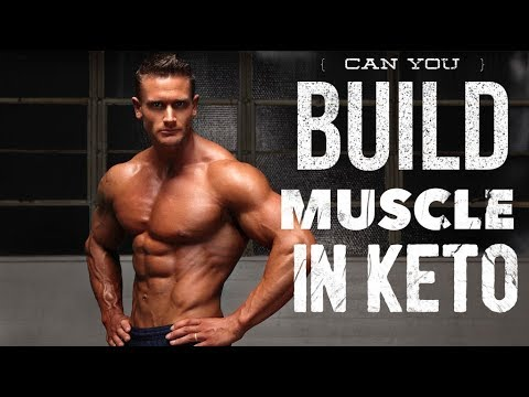 Build Muscle on a Keto Diet: Nutrition Science