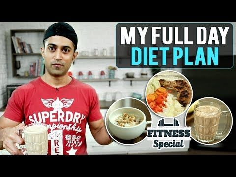 My Full Day Diet Plan | Healthy Recipes | Healthy Meal Ideas | FITNESS SPECIAL | Diet Food
