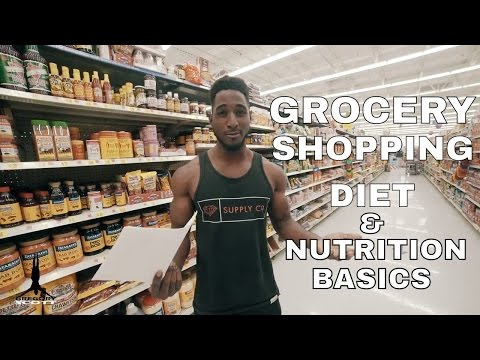 My Diet, Grocery Shopping, & Nutrition (Part 2)