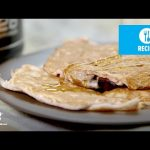Berries and Cream Protein Pancake | Quick Recipes