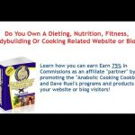 The Anabolic Cooking Cookbook – Ultimate Cookbook & Nutrition Guide for Fitness & Bodybuilding