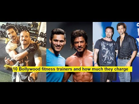 World Health Day 2019 10 Bollywood fitness trainers and how much they charge per session