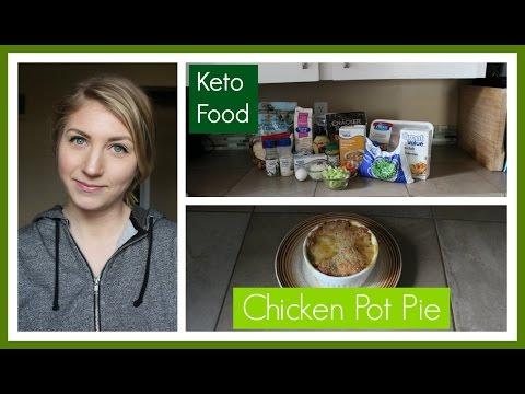 Eating Keto 103: Chicken Pot Pie