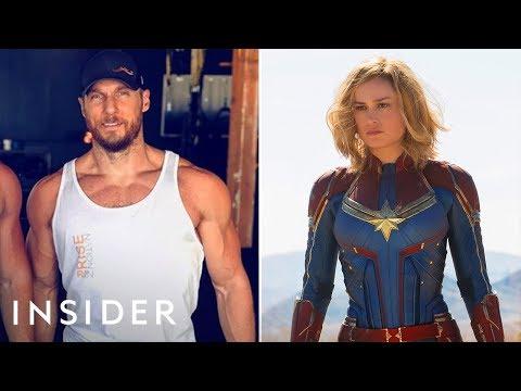 Meet The 'Captain Marvel' Trainer Who Got Brie Larson In Superhero Shape | Movies Insider
