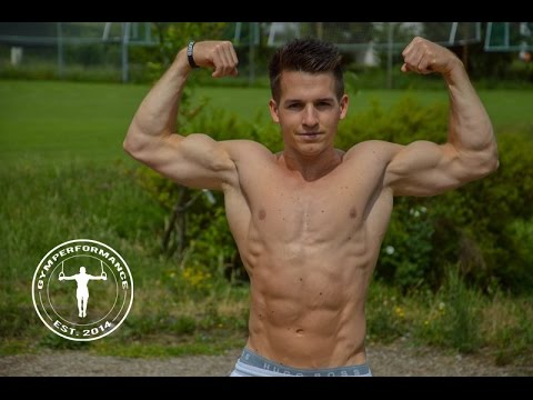 Fitness Motivation – Outdoor Workout