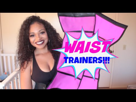 Affordable Waist Trainers!! 2016