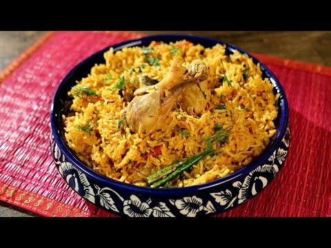 How To Make Chicken Pulao At Home   Popular Chicken Main Course Recipe   Masala Trails