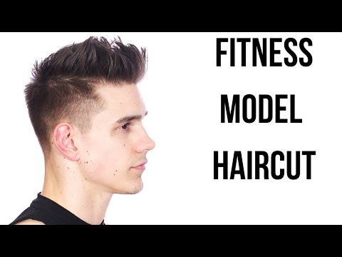 Fitness Model Haircut Tutorial – TheSalonGuy