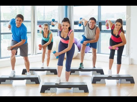 STEPPER WORKOUT ROUTINE | 2019 VISHAL PRAJAPATI | Aerobics, Cardio, exercise