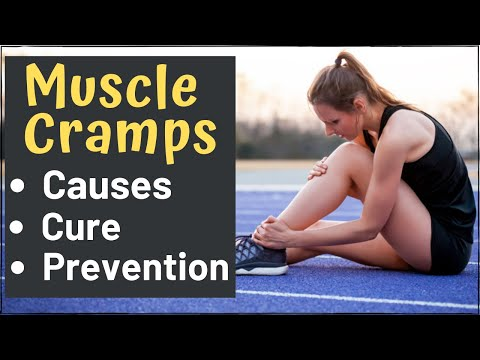 Muscle Cramps- Causes, Cure and Prevention – Complete Information