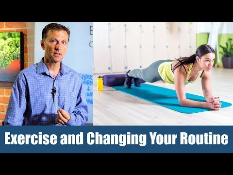 Exercise, Muscle Confusion & When to Change Your Routine