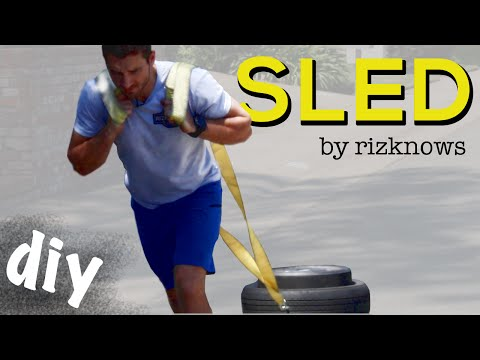 Workout Hack: DIY Weight Sled!  – Best Home Gym Equipment
