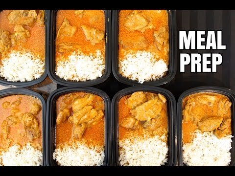 How to Meal Prep – Ep. 8 – BUTTER CHICKEN