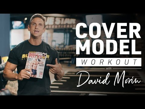 Fitness Cover Model Workout (Get Fitness Model Ripped!)
