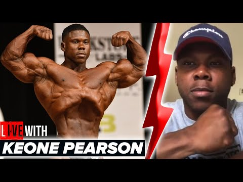 KEONE PEARSON INTERVIEW: NY PRO CLASSIC PHYSIQUE CHAMP!