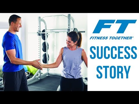 Personal Training Success Story: Tina's Story | Fitness Together