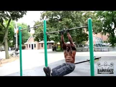 Hannibal For King – Street Workout my Life