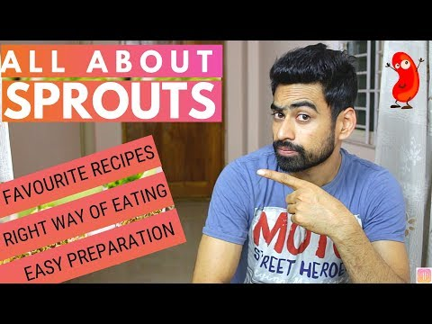ALL ABOUT SPROUTS – Easy Preparation, Recipes & Benefits!