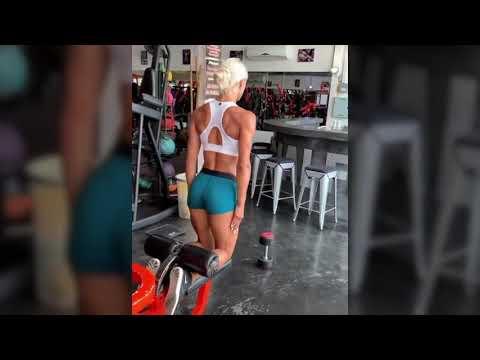 Lauren Simpson  Female Fitness Motivation 2