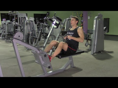 Beginner Resistance Training in Gym – HASfit Beginner Weight Training – Strength Workout Exercises