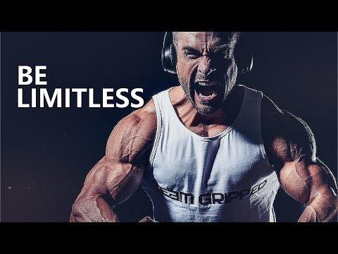 BE LIMITLESS – Motivational Workout Speech 2018