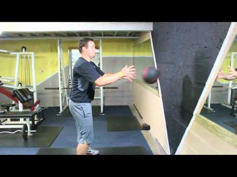 Top 4 Medicine Ball Routine Workout and Rotational Strength Exercise Powerful