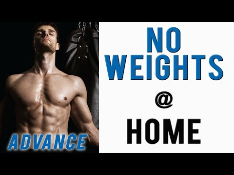 Male Model Workout Routine – Best Upper Body Workout At Home